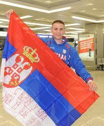 Aleksandar Drenovak Team Serbia 2012