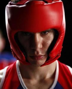 Aleksandar Drenovak London 2012 Serbian Boxer