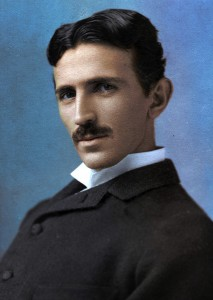 Nikola Tesla Serbian Scientist