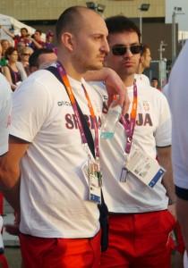 Team Serbia London 2012