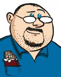 Marko Somborac Serbian Cartoonist Blic