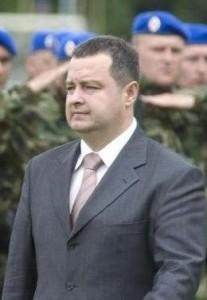 Prime Minister Ivica Dacic Serbia Belgrade Pride