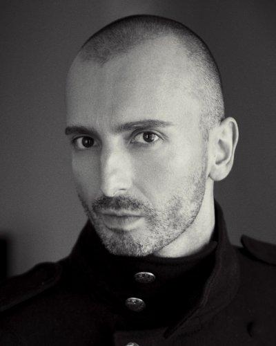 Branko Tomovic. Nikola Tesla. Credit Daniel Sutka