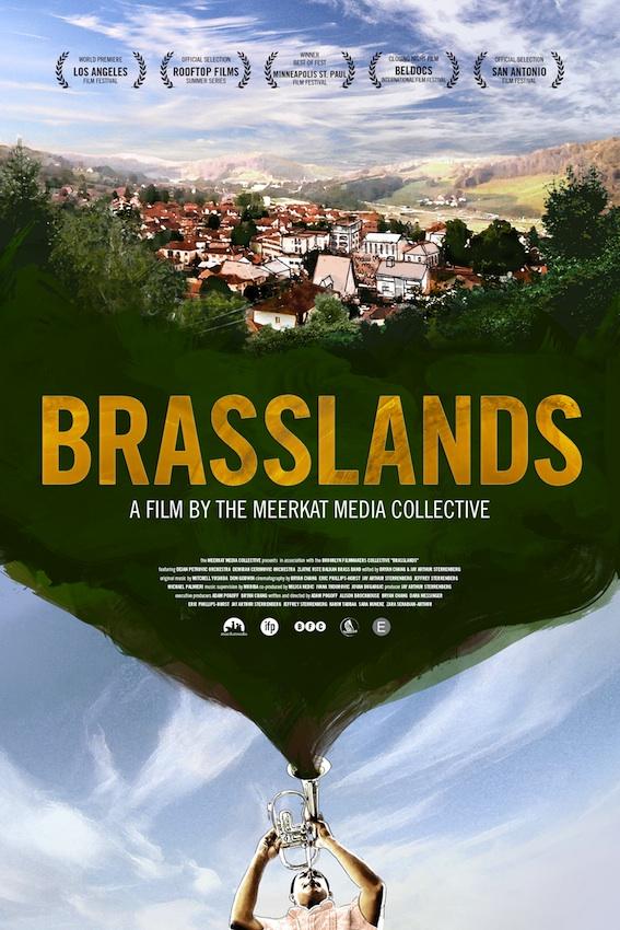 Brasslands Film Poster Guca Serbia