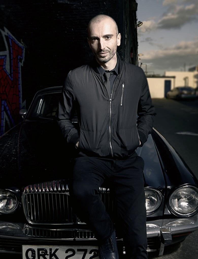 Branko Tomovic (Photo Laura Radford)