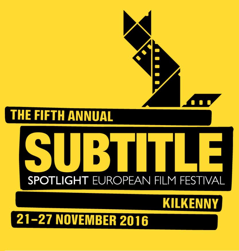 subtitle film festival logo