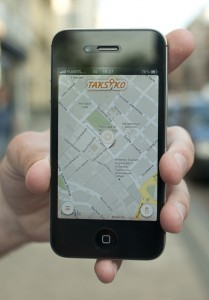 iPhone App Taxi Serbia Android