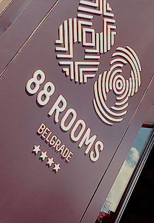 88rooms Belgrade
